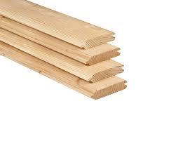 Douglas blokhut planken 28x135mm