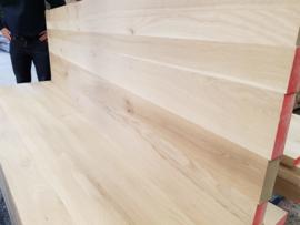 Eiken panelen doorlopende lamel, 100cm breed