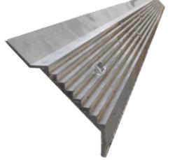 Knelstrip aluminium