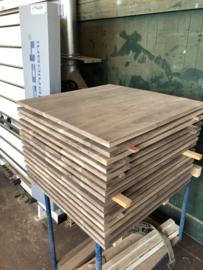 Vierkante noten panelen