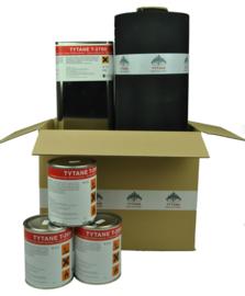 EPDM compleet pakket 375cm breed