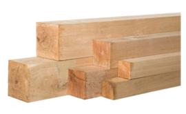 Eiken constructie hout