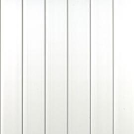 Vuren vellingdeel wit gegrond 18x135mm