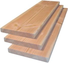 Douglas plank 28x195mm geschaafd