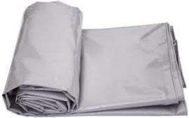 Bâche en PVC de protection  6x5.3m