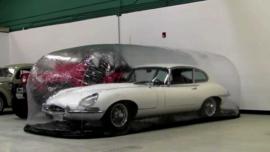 Opblaasbaar Autohoes Car Bubble H3