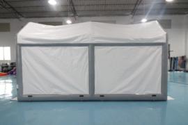 Tente d'intervention avec fond 6x4x2.8mh modéle U2