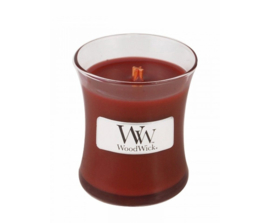 Mini Woodwick Candle REDWOOD