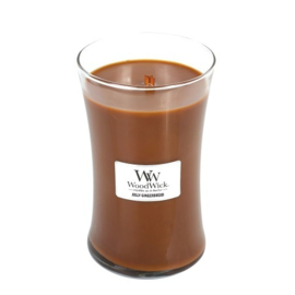 L Woodwick Candle JOLLY GINGERBREAD
