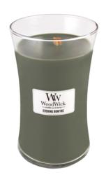 L Woodwick Candle EVENING BONFIRE