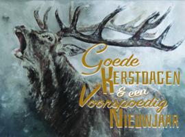 Christmas Card Burlend Hert