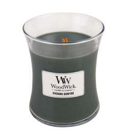 M Woodwick Candle EVENING BONFIRE
