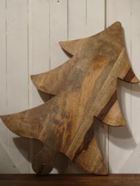 Deco Broodplank Dennenboom L