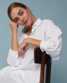 Maria Long Poplin Overhemd Jurkje