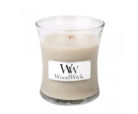 Mini Woodwick Candle WOOD SMOKE