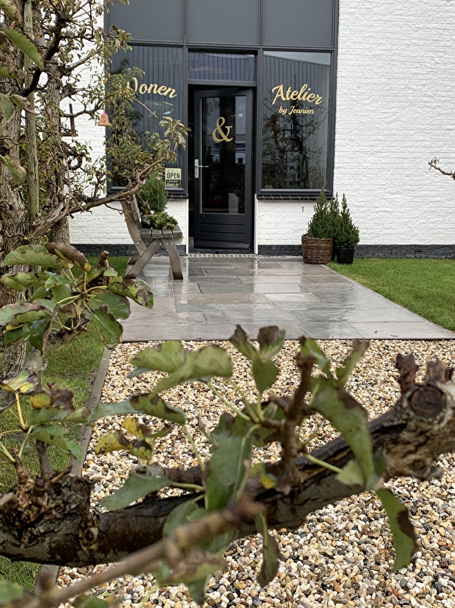 Woonwinkel WONEN & ATELIER by Jeanien te Hendrik-Ido-Ambacht