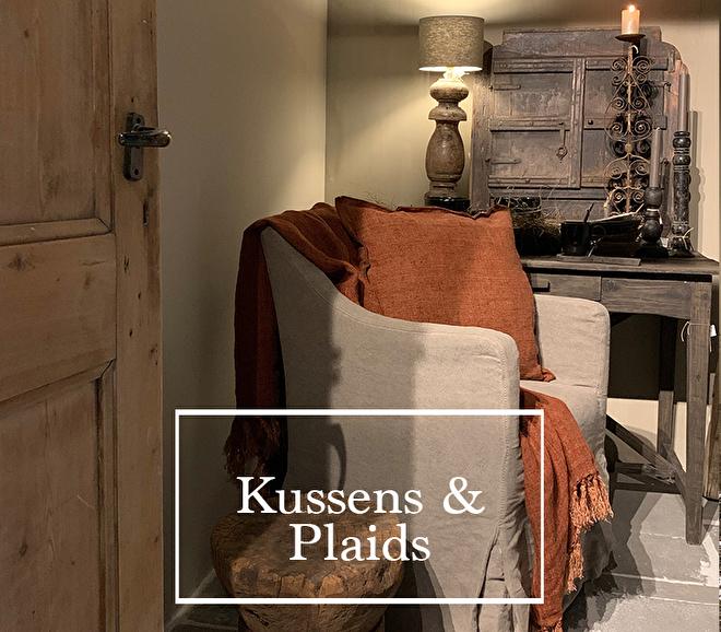 Kussens & Plaids