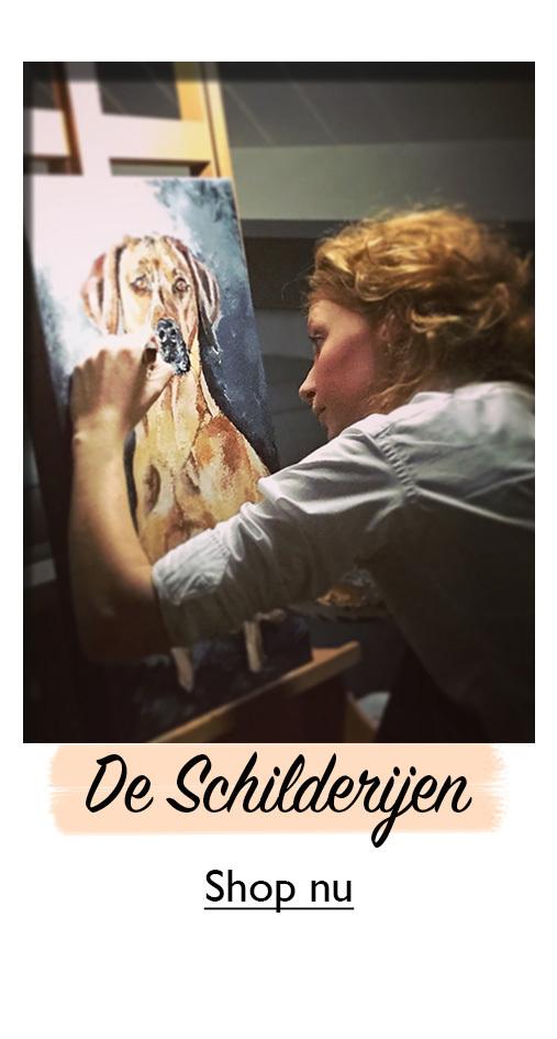 Schilderijen by Jeanien