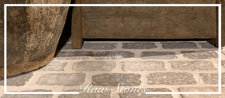 RAW STONES | Wonen & Atelier by Jeanien