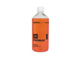 Prewash 1 liter / shampoo met enzymen.