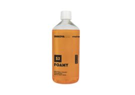 Foamy 1 liter / neutrale schuimshampoo met enzymen