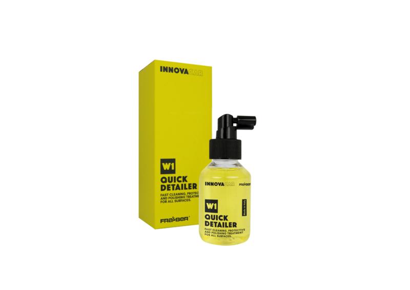 Quick Detailer 100ml /  snelle reiniger, beschermer en glansmiddel