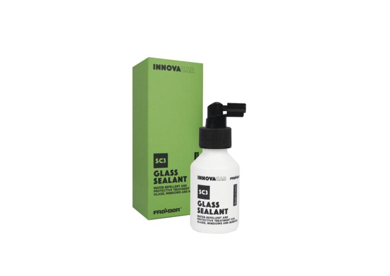 Glass Sealant 100ml / beschermer en waterafstoter  voor ruiten.
