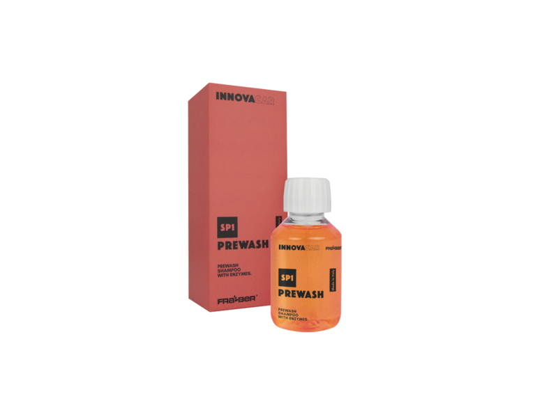 Prewash 100ml / shampoo met enzymen.