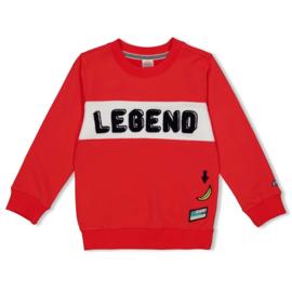 Sturdy trui hero rood Playground