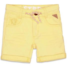 Sturdy korte broek geel