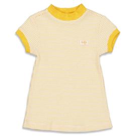 Feetje wafel zomereditie nachthemd okergeel