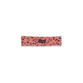 Haarband Feetje 'Full of love' terra pink