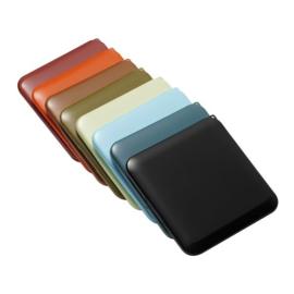 Houder voor mondkap diverse kleuren