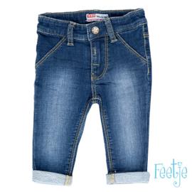 Feetje jeans denim blauw
