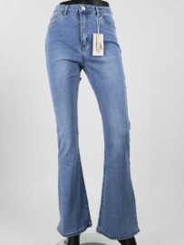 Jeans flared  blauw VS Miss