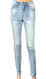 Jeans skinny lichtblauw C&S Paris
