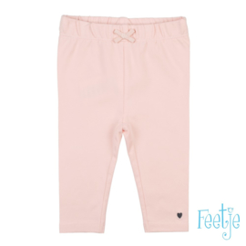 Feetje legging roze