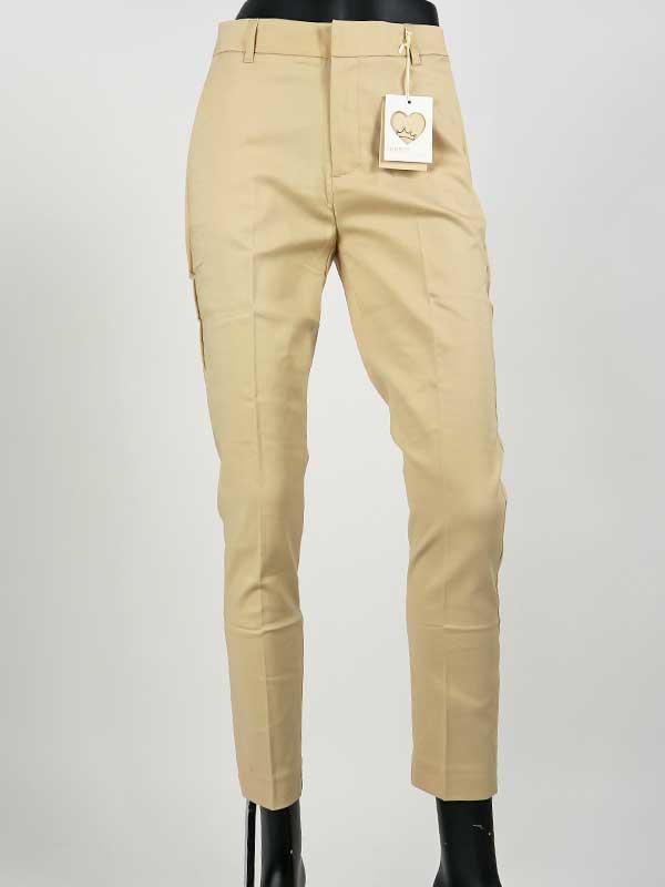 Chino pantalon beige  Norfy