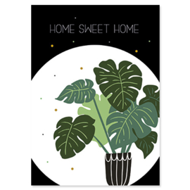 A4 Poster: Home Sweet Home (P2030010)