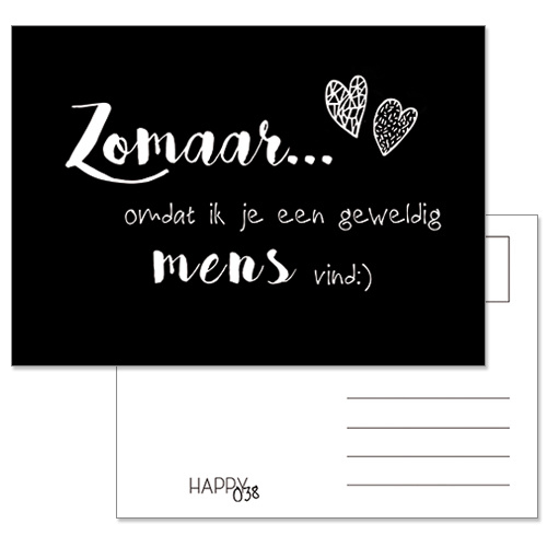 Zomaar (K1015009)