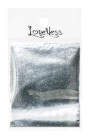 Love 2 Magic Foil Silver