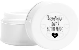 Love 2 Build Nude Gel - 14 gram
