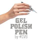 Gel Polish Pen by #LVS   RockChick Roby #07 4ml