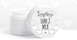 Love 2 Mix Jar