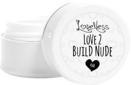 Love 2 Build Nude Gel - 45 gram