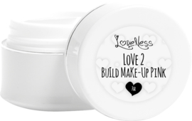 Love 2 Build Make-up Nude Gel - 14 gram