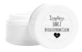 Love 2 Builder Gel Extreme Clear - 45 gram