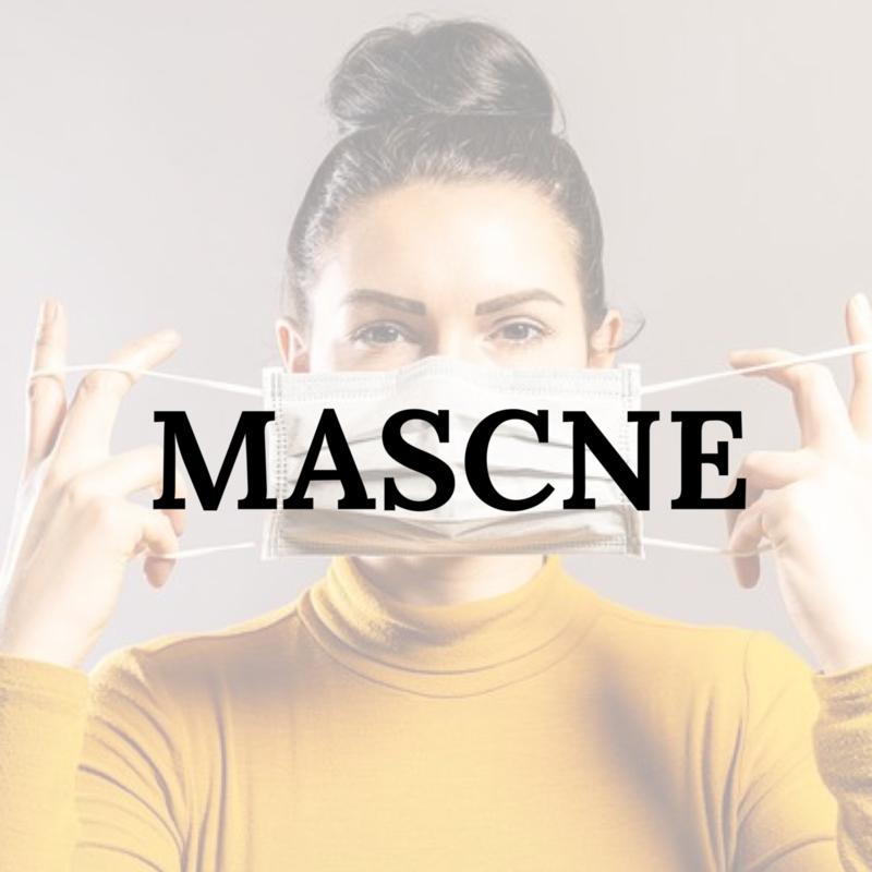 BYE MASCNE > HELLO NEW SKIN !