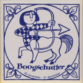 Boogschutter: 23 nov. - 21 dec.