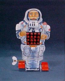 Robot -Ruimtevaart